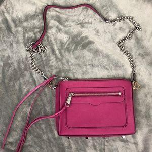 Rebecca Minkoff Pink Avery Crossbody Bag